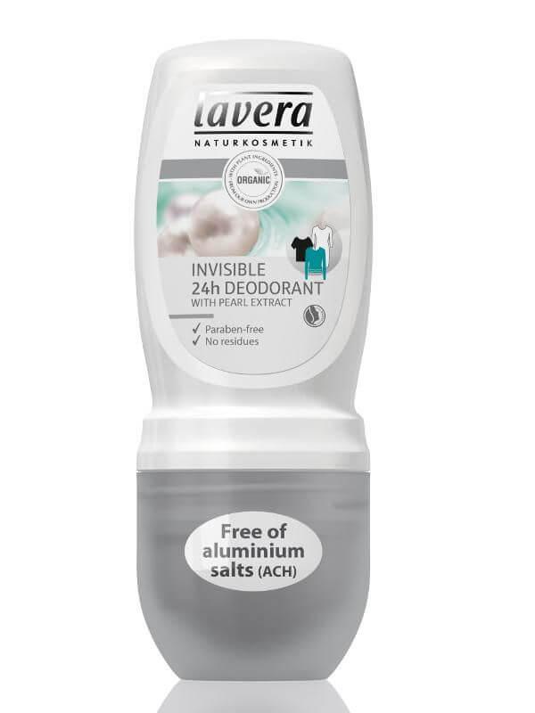Osviežujúci guličkový dezodorant Lavera 50 ml