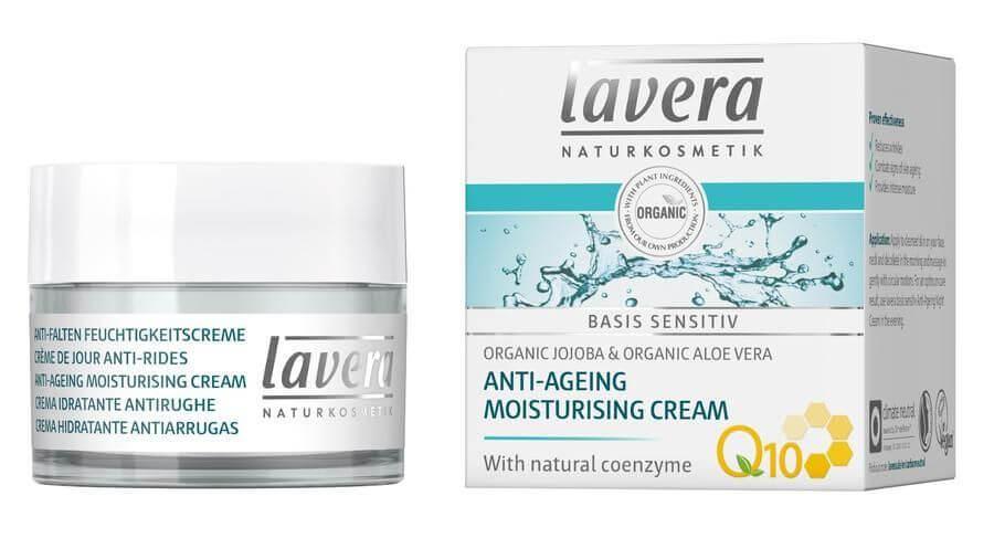 Hydratačný krém Basis Sensitiv Q10 Lavera 50 ml