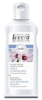 Čistiace pleťové mlieko Lavera 125 ml