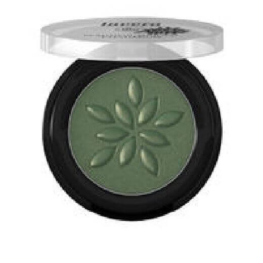 Lavera minerálny očný tieň zelený drahokam