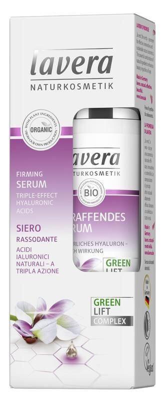 Spevňujúce sérum od výrobcu Lavera 30 ml