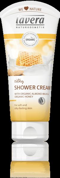 Jemný spchový krém vôňa med a mandľové mlieko 200 ml