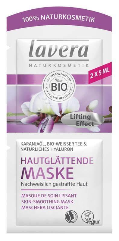 Spevňujúca pleťová maska od výrobcu Lavera 2x5 ml