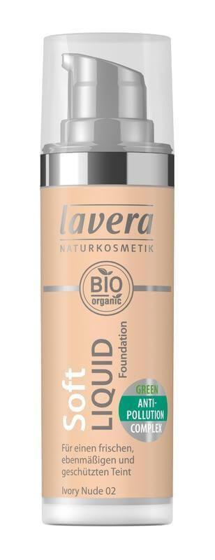 Ľahký tekutý make-up v odtieni piesková 30 ml
