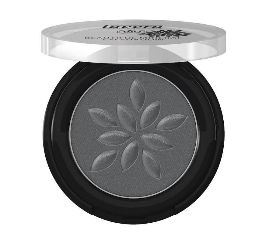 Minerálný očný tieň MONO v odtieni (farbe) matne šedá