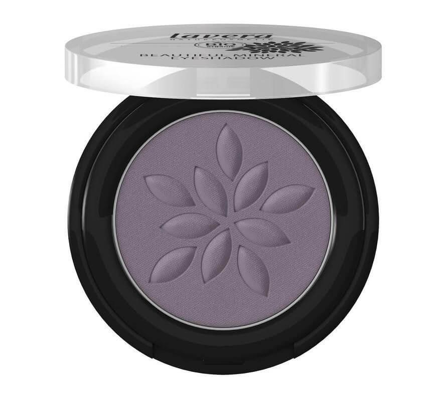 Lavera minerálny očný tieň MONO farba (odtieň) matne fialová