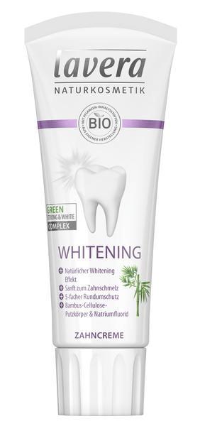 Bieliaca zubná pasta Lavera 75 ml