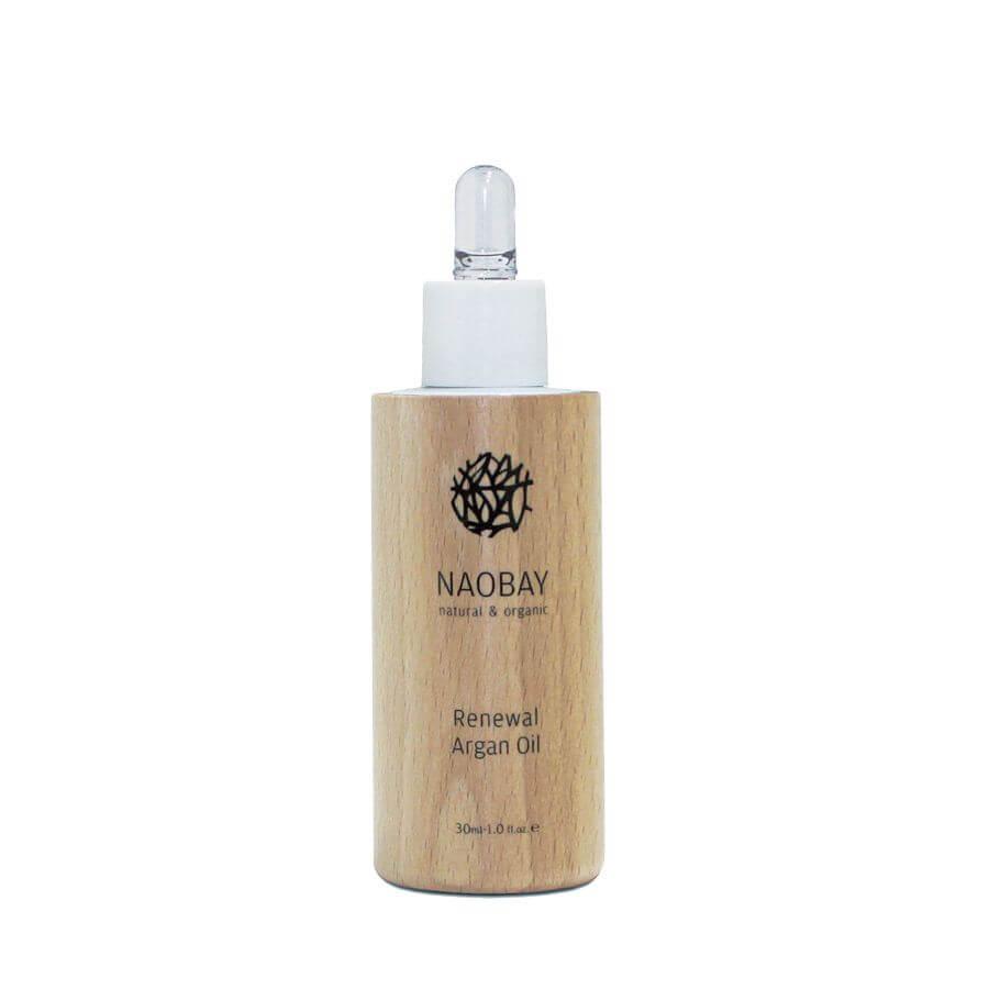 Obnovujúci argánový olej proti stárnutiu pokožky Naobay 30 ml
