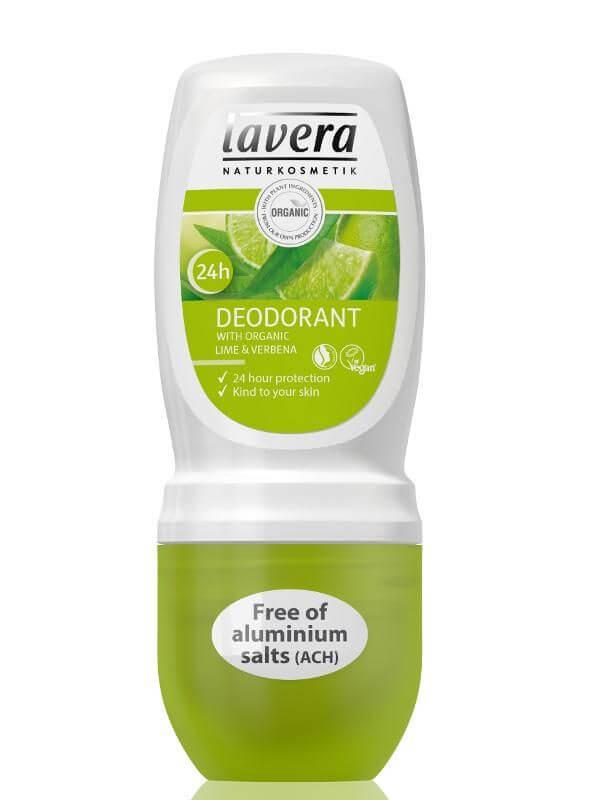 Guličkový dezodorant dámsky BIO limetka a verbena 50 ml