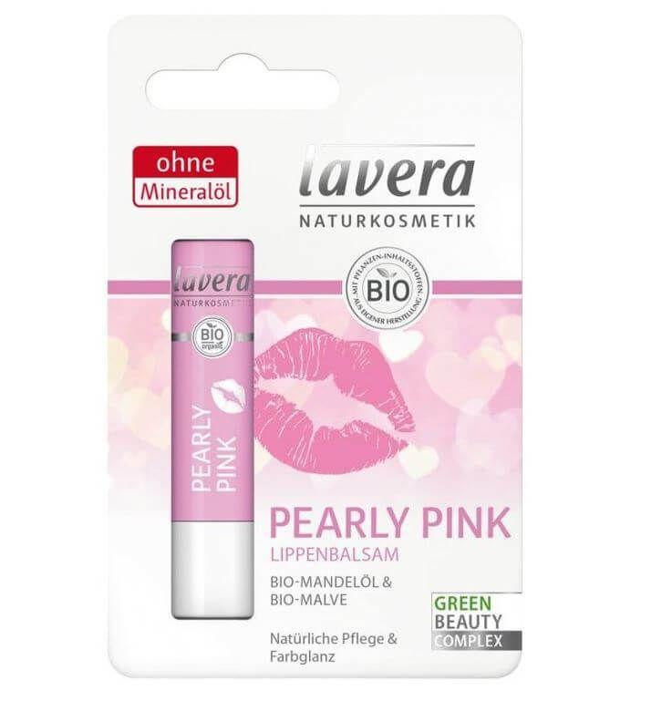 Balzam na pery odtieň perleťovo ružová