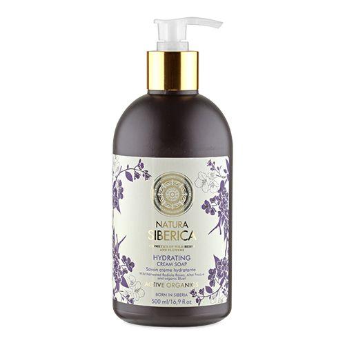 Prírodné hydratačné krémové mydlo 500 ml