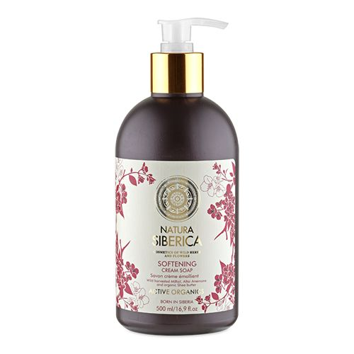 Prírodné zjemňujúce krémové mydlo 500 ml