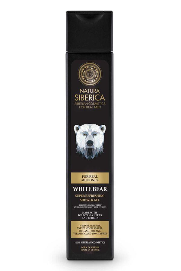 Sprchový gél pre mužov osviežujúci Biely Medveď 250 ml