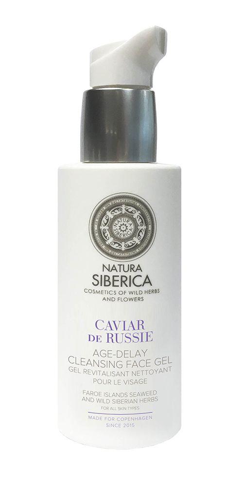 Čistiaci gél na tvár s omladzujúcimi účinkami Siberie Blanche 200 ml