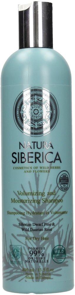 Šampón - hydratácia a objem pre suché vlasy 400 ml