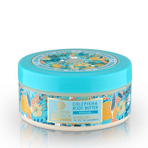 Rakytníkové telové maslo 300 ml