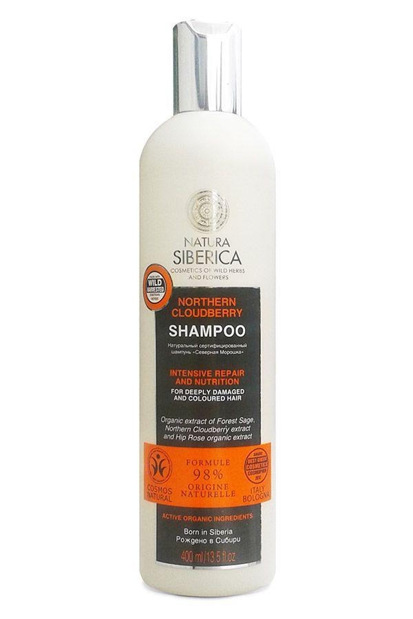 Šampón Severská Moruška - pre poškodené a farbené vlasy 400 ml