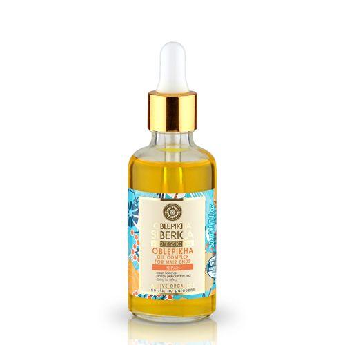 Rakytníkový olejový komplex pre končeky vlasov 50 ml