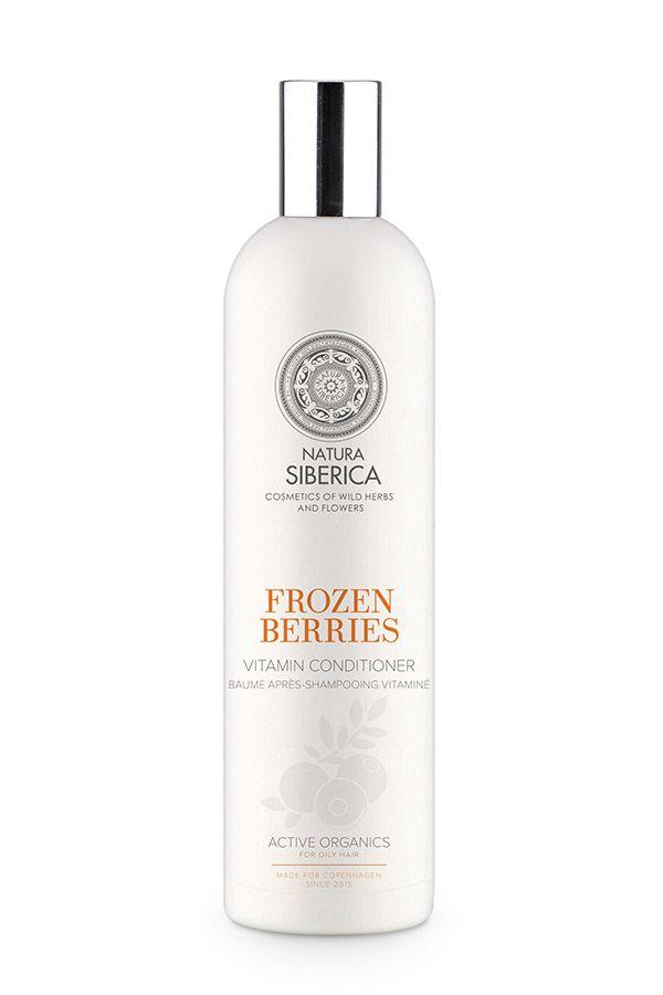 Vitamínový kondicionér Zamrznuté bobule Siberie Blanche 400 ml