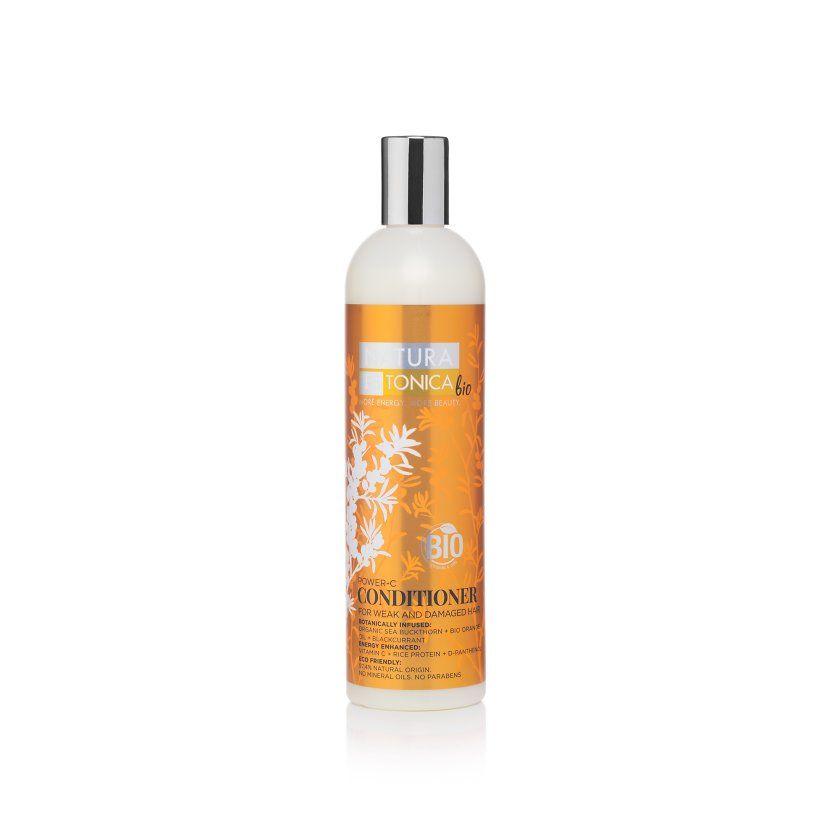 Kondicionér pre slabé a zničené vlasy s vitamínom C 400 ml