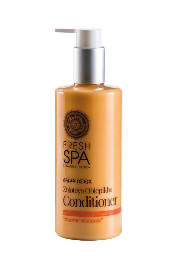 Prírodný výživný kondicionér na vlasy Zlatý rakytník 300 ml