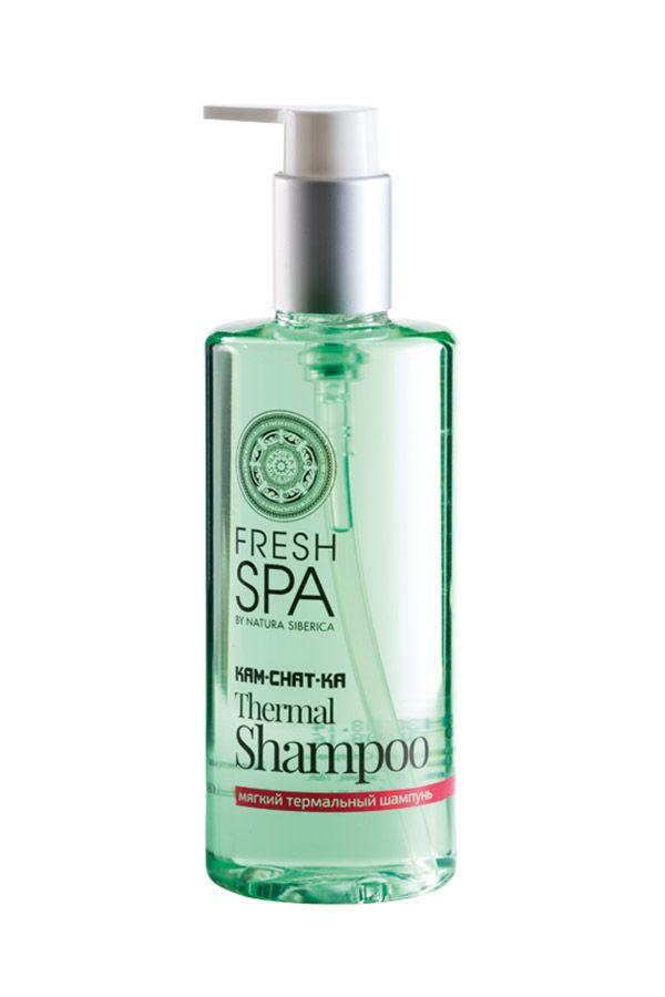 Termálny jemný šampón na vlasy Kam-Chat-Ka 300 ml