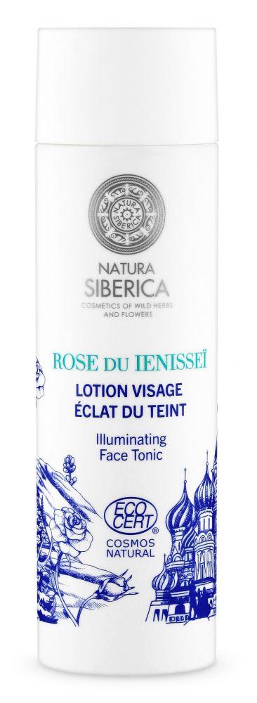 Rozjasňujúce tonikum na tvár Siberie Mon Amour 200 ml