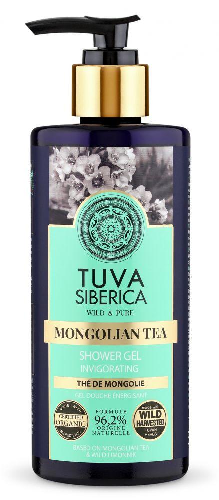 Osviežujúci sprchový gél s obsahom mongolského čaju 300 ml