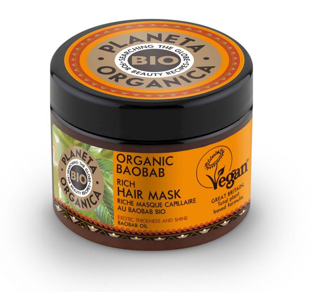 Maska na vlasy Baobab Natura Siberica 300 ml