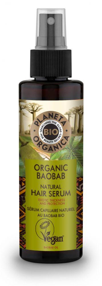 Prírodné vlasové sérum Baobab 150 ml