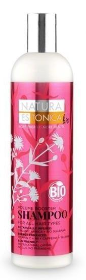 Šampón pre podporu objemu Natura Estonica 400 ml