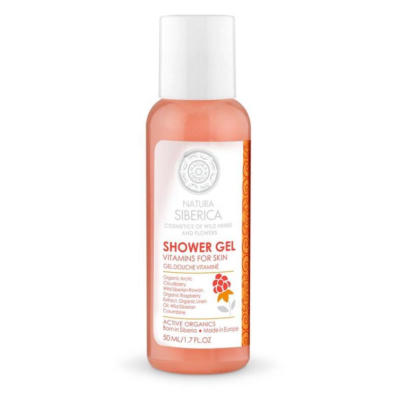 Sprchový vitamínový gél - Cestovné balenie 50 ml