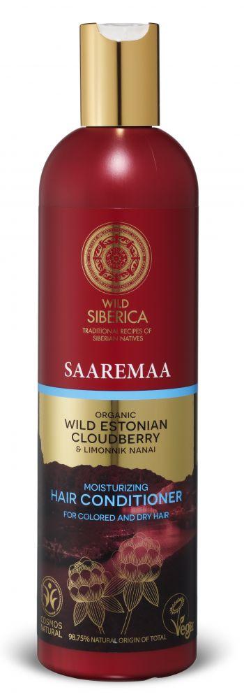 Prírodný a vegánsky hydratačný kondicionér Saaremaa 400 ml