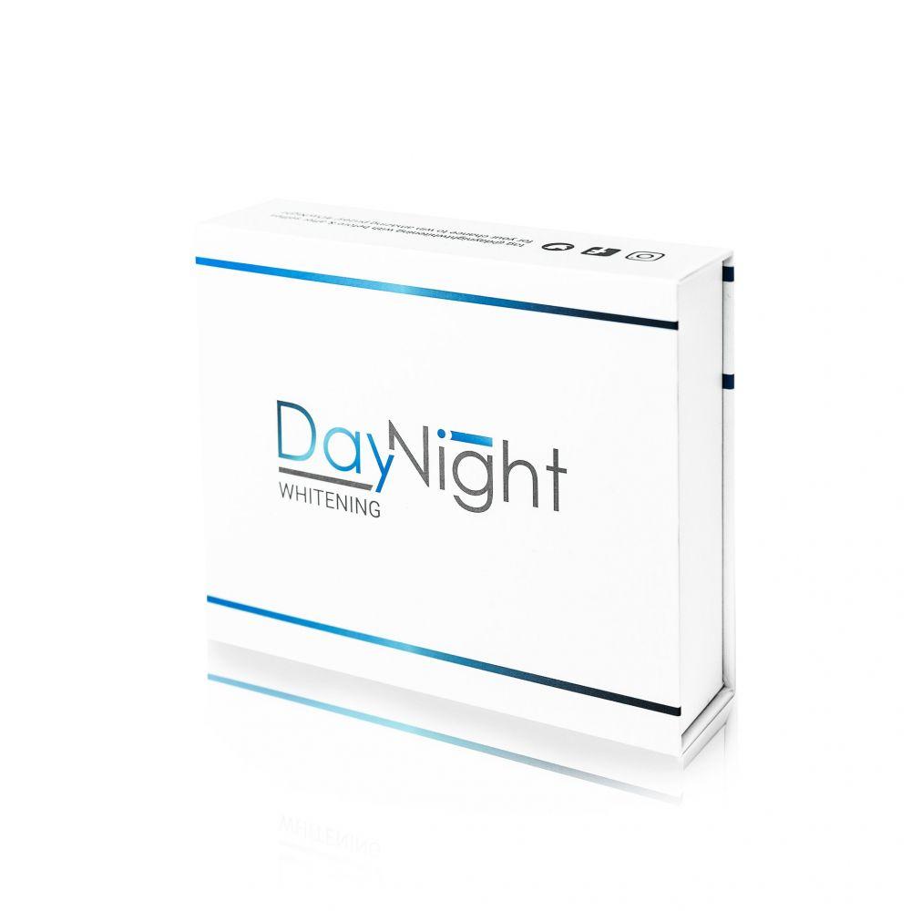 Sada prírodných zubný past DayNight Whitening Kit 2