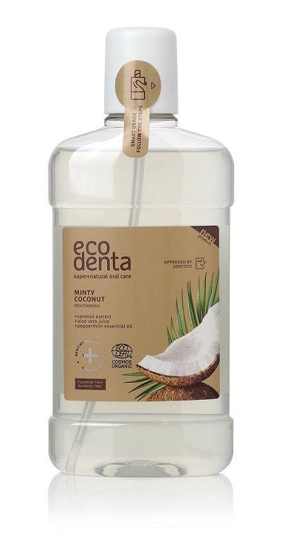 Kokosová ústna voda Ecodenta 500 ml