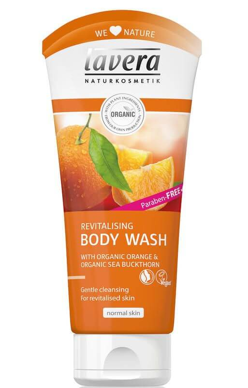 Sprchový gél Bio pomaranč a rakytník 200 ml