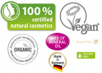 Vyživujúci denný krém 45+ Bio brusnica a arganový olej 50 ml