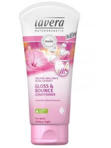 Kondicióner na vlasy GLOSS & BOUNCE Lavera 200 ml