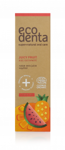 Detská pasta Juicy Fruit Ecodenta 75 ml
