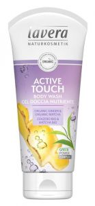 Body wash active touch Lavera 200 ml