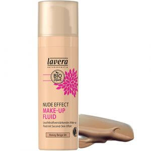 Tekutý make-up Honey beige 04 Lavera 30 ml